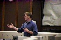 Jason Hunter leads teachers on a Virtual Voyage